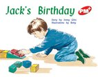 Jack's Birthday (PM Plus Storybooks) Level 4
