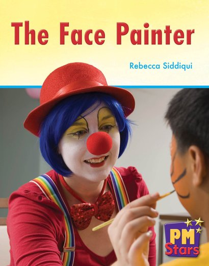 The Face Painter (PM Stars) Levels 9, 10, 11, 12