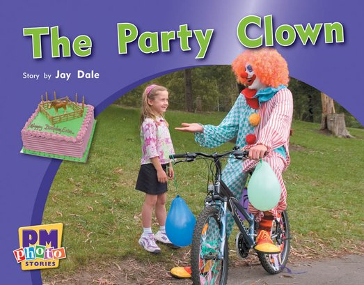 Party Clown (PM Photo Stories) Levels 9, 10, 11