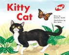 PM Red: Kitty Cat (PM Plus Storybooks) Level 3 x 6