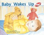 PM Red: Baby Wakes Up (PM Plus Storybooks) Level 3 x 6