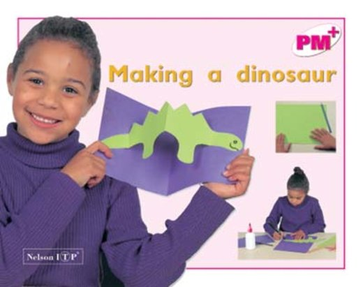 PM Magenta: Making a Dinosaur (PM Plus Starters) Levels 1, 2 x 6