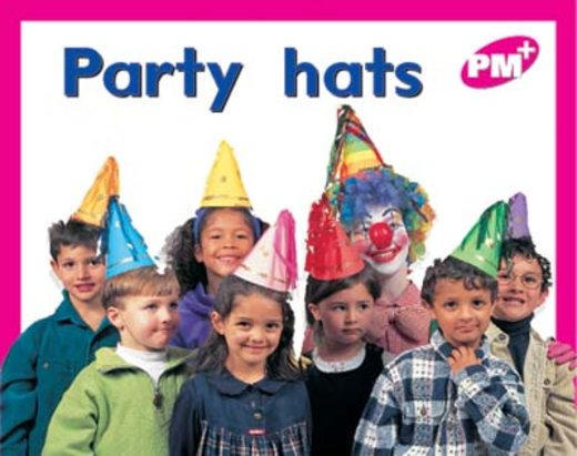 PM Magenta: Party Hats (PM Plus Starters) Level 2 x 6