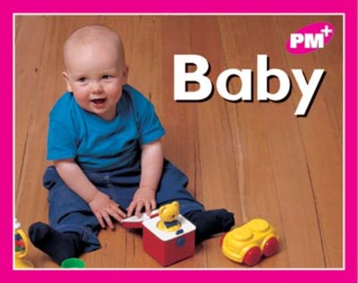 PM Magenta: Baby (PM Plus Starters) Level 1 x 6