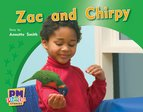 PM Red: Zac and Chirpy (PM Photo Stories) Level 3 x 6
