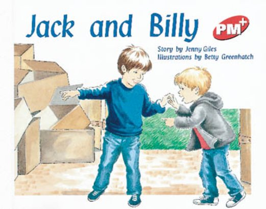 Jack and Billy (PM Plus Storybooks) Level 3