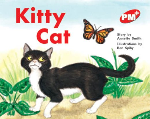 Kitty Cat (PM Plus Storybooks) Level 3