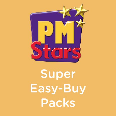 PM Series: Super Easy-Buy Pack (PM Stars) Levels 3-14 (432 books)