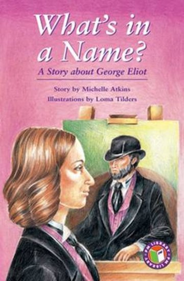 PM Sapphire: What's in a Name? (PM Chapter Books) Level 30 x 6