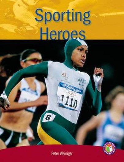 PM Ruby: Sporting Heroes (PM Non-fiction) level 27 x 6