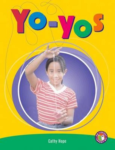 PM Emerald: Yo-Yos (PM Non-fiction) Level 25 x 6