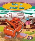 PM Purple: Toby at Stony Bay (PM Storybooks) Level 20 x 6