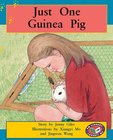 PM Orange: Just One Guinea Pig (PM Storybooks) Levels 15, 16 x 6