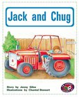 PM Orange: Jack and Chug (PM Storybooks) Level 15 x 6