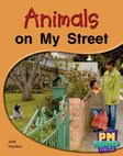 PM Red: Animals on my Street (PM Science Facts) Levels 5, 6 x 6