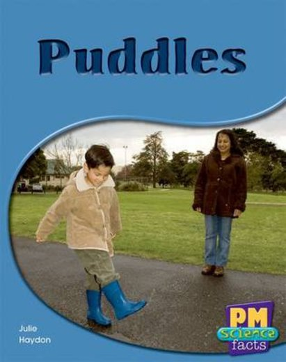 PM Red: Puddles (PM Science Facts) Levels 5, 6 x 6