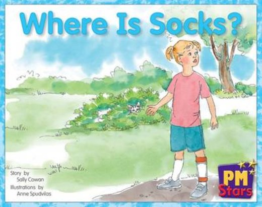 PM Red: Where is Socks? (PM Stars) Level 5 x 6