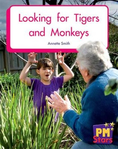 PM Red: Looking for Tigers and Monkeys (PM Stars) Levels 5, 6 x 6