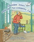 PM Silver: Grandpa Jones and the No-company Cat (PM Plus Storybooks) Level 23 x 6