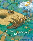 PM Gold: The Ant and the Grasshopper (PM Plus Storybooks) Level 21 x 6