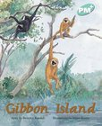 PM Turquoise: Gibbon Island (PM Plus Storybooks) Level 18 x 6