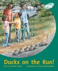 PM Turquoise: Ducks on the Run (PM Plus Storybooks) Level 17 x 6