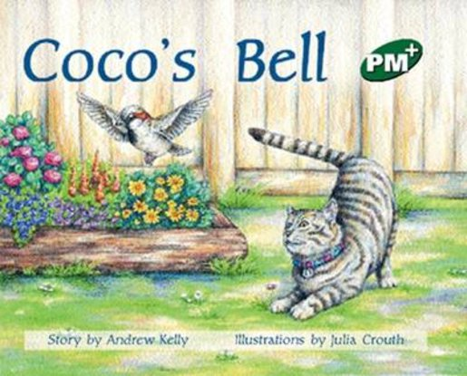 PM Green: Coco's Bell (PM Plus Storybooks) Level 13 x 6