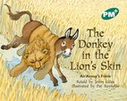 PM Green: The Donkey in the Lion's Skin (PM Plus Storybooks) Level 12 x 6
