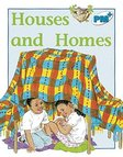 PM Blue: Houses and Homes (PM Plus Non-fiction) Levels 11, 12 x 6