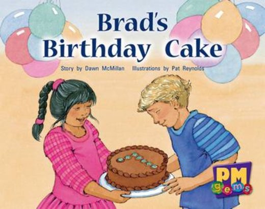 PM Green: Brad's Birthday Cake (PM Gems) Level 13 x 6