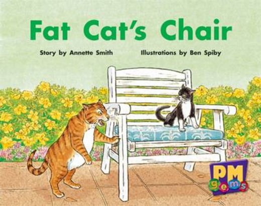 PM Blue: Fat Cat's Chair (PM Gems) Level 9 x6