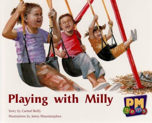 PM Blue: Playing with Millie (PM Gems) Level 9 x 6