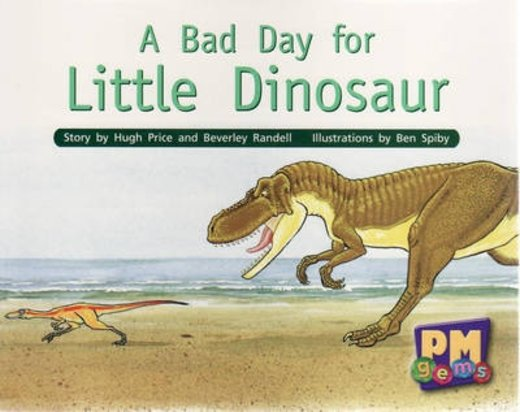 PM Yellow: A Bad Day for Little Dinosaur (PM Gems) Levels 6, 7, 8 x 6