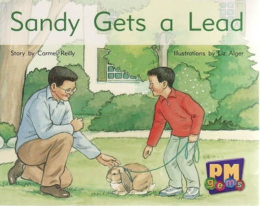 PM Yellow: Sandy Gets a Lead (PM Gems) Levels 6, 7, 8 x 6