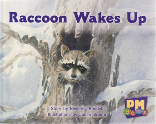 PM Red: Raccoon Wakes Up (PM Gems) Level 3 x 6