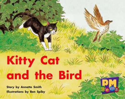 PM Red: Kitty Cat and the Bird (PM Gems) Level 4 x 6