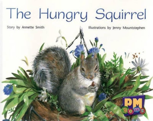 PM Red: The Hungry Squirrel (PM Gems) Level 4 x 6
