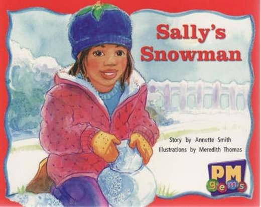 PM Red: Sally's Snowman (PM Gems) Level 3 x 6