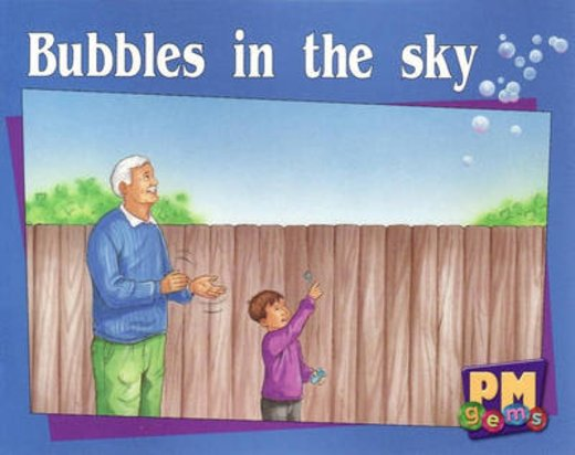 PM Magenta: Bubbles in the Sky (PM Gems) Levels 2, 3 x 6