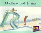 PM Magenta: Matthew and Emma (PM Gems) Levels 2, 3 x 6
