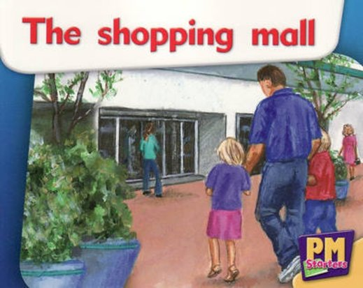 PM Magenta: The Shopping Mall (PM Starters) Level 2 x 6