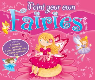 Paint Your Own Fairies