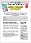 Kieran's Karate Adventure: Teacher's Notes (18 pages)
