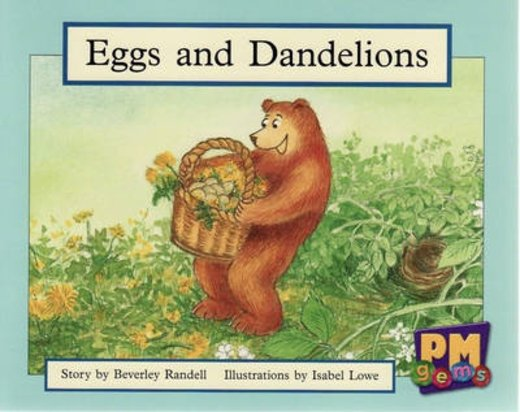 Eggs and Dandelions (PM Gems) Levels 9, 10, 11