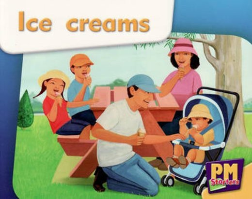 Ice Creams (PM Starters) Level 2, 3