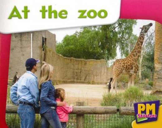 PM Magenta: At the Zoo (PM Starters) Level 2