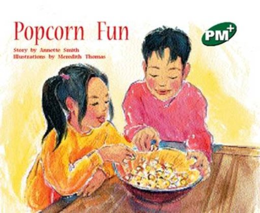 Popcorn Fun (PM Plus Storybooks) Level 13