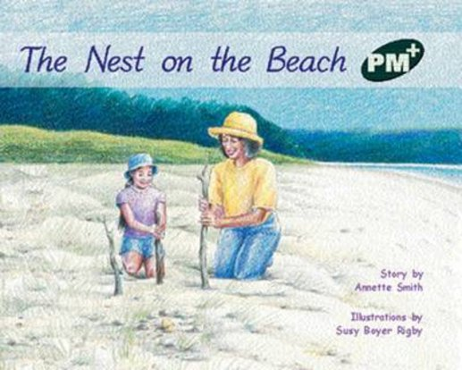 The Nest on the Beach (PM Plus Storybooks) Level 14