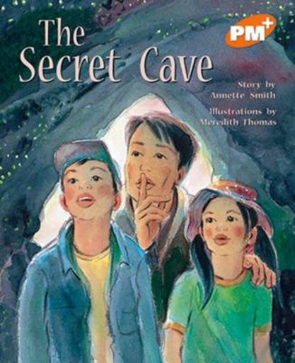 The Secret Cave (PM Plus Storybooks) Level 16