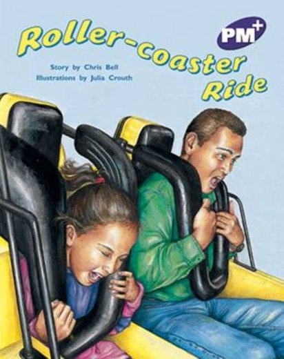 Roller-Coaster Ride (PM Plus Storybooks) Level 20